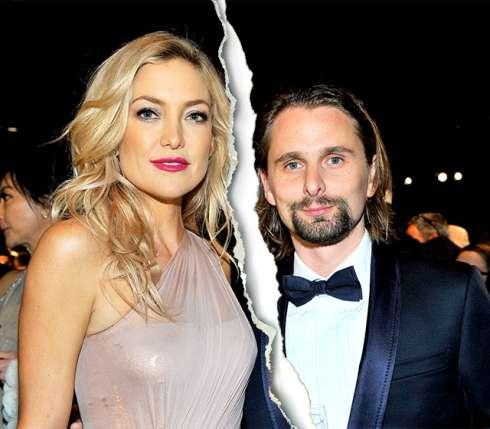 Reejay Entertainments Roundup 2014 'Hollywood celebrity splits of ... Kate Hudson And Matthew Bellamy Split